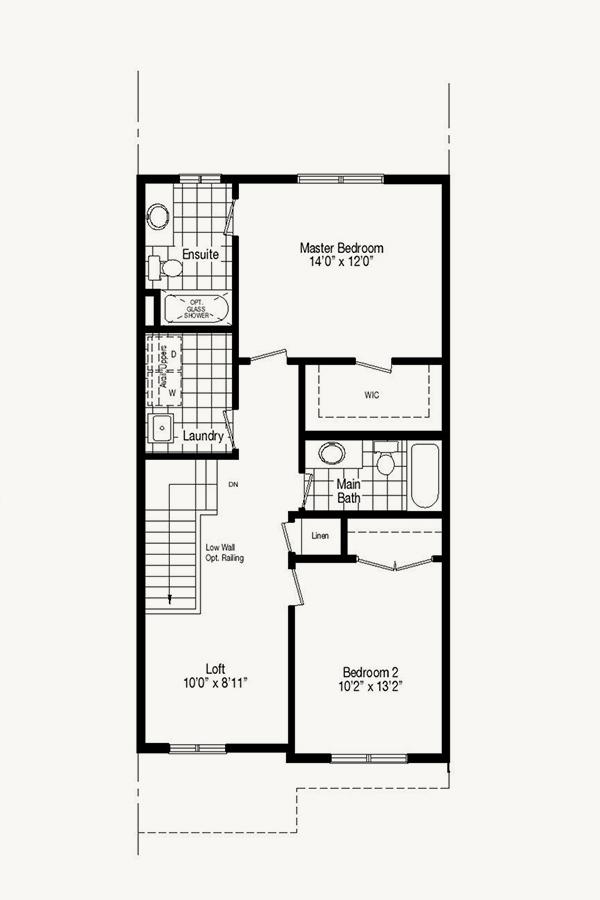 Opt second floor