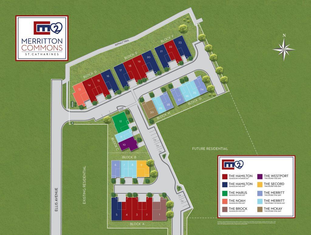 Merrritton phase 2 site plan