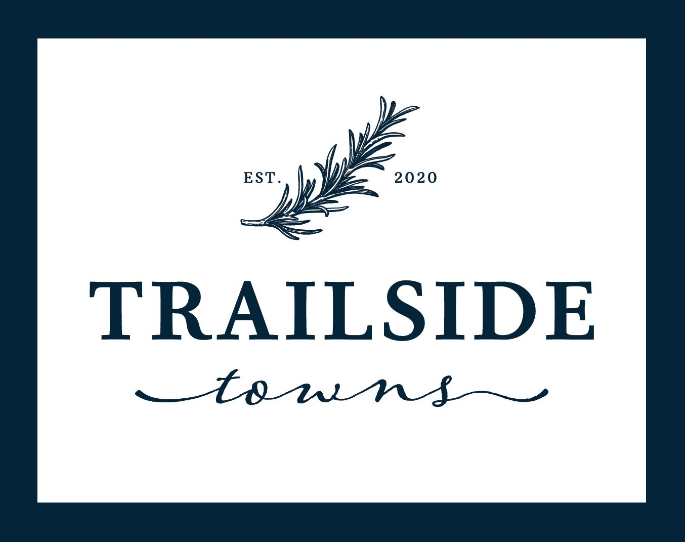Trailside Logo_Navy Rectangle