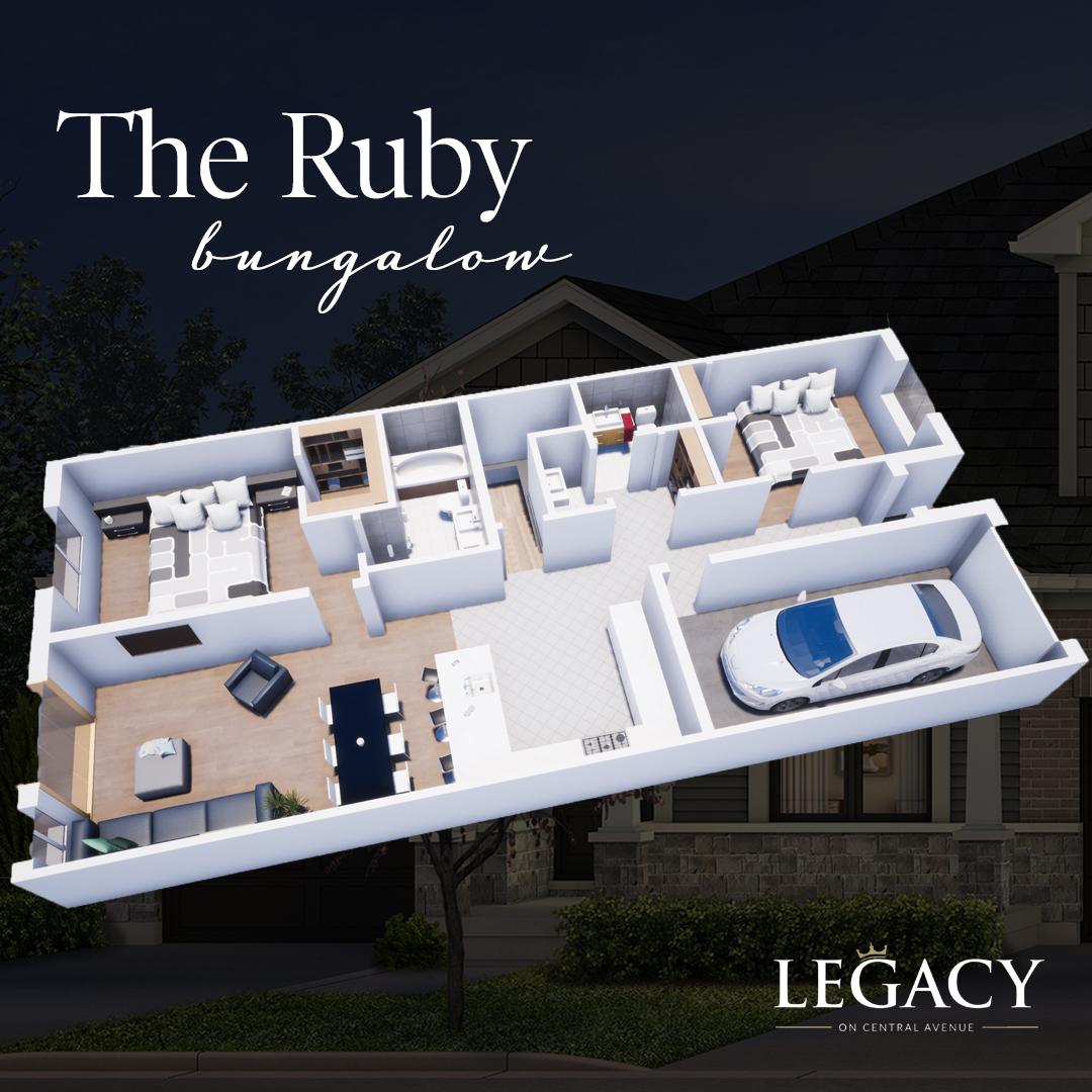 Ruby 3D Floor Plans
