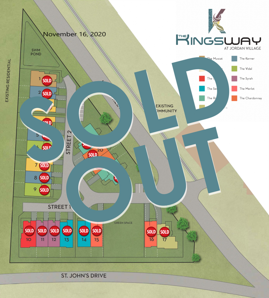 Kingsway_Siteplan - 11.16_SOLD OUT
